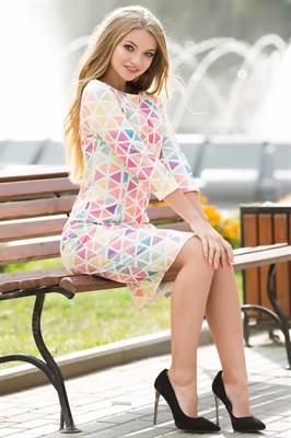 75-11 Платье - фото 7177