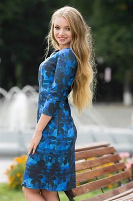 75-08 Платье - фото 7196