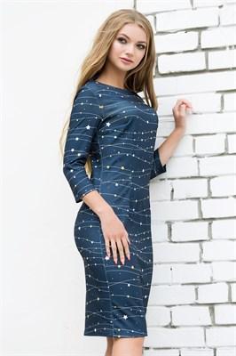 75-06 Платье - фото 7214