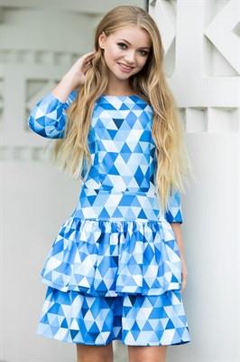 75-03 Платье - фото 7227