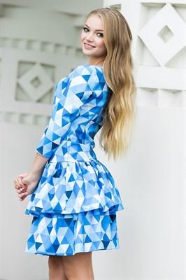 75-03 Платье - фото 7228