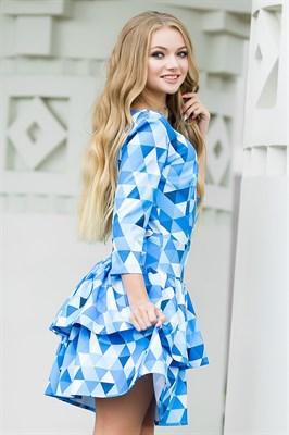 75-03 Платье - фото 7230