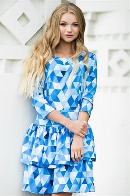 75-03 Платье - фото 7231