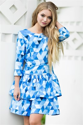 75-03 Платье - фото 7232