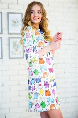 76-09 Платье - фото 7249