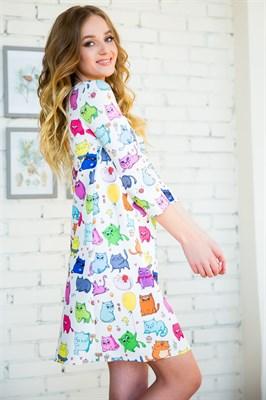 76-09 Платье - фото 7250