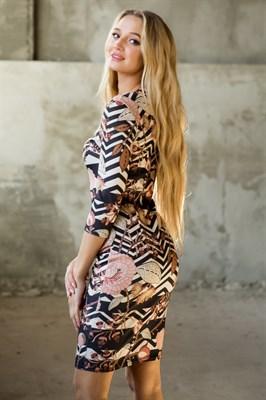 76-02 Платье - фото 7313
