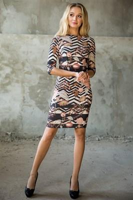 76-02 Платье - фото 7315