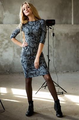 76-01 Платье - фото 7320