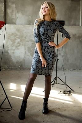 76-01 Платье - фото 7322
