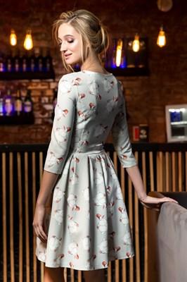 77-07 Платье - фото 7329