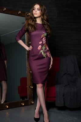 79-05 Платье - фото 7485
