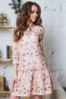 79-11 Платье - фото 7493