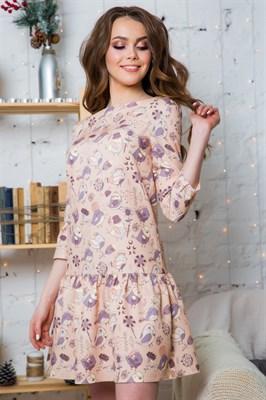 79-11 Платье - фото 7494