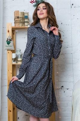 79-09 Платье - фото 7502