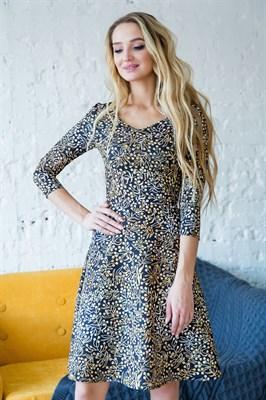 80-12 Платье - фото 7583