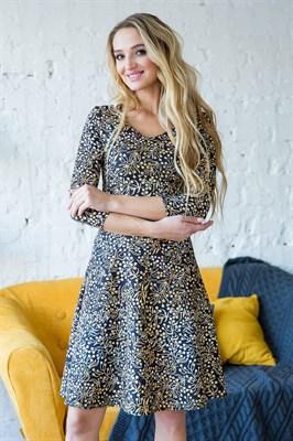 80-12 Платье - фото 7586