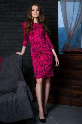 80-06 Платье - фото 7602