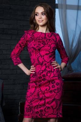 80-06 Платье - фото 7604