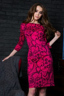 80-06 Платье - фото 7607