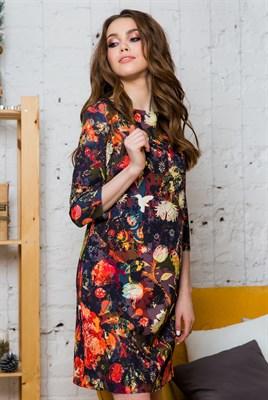 80-10 Платье - фото 7629