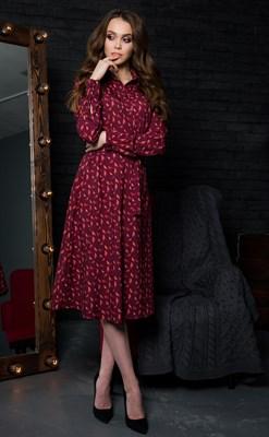 80-01 Платье - фото 7687
