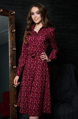 80-01 Платье - фото 7689