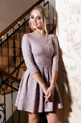 44-11 Платье - фото 7818
