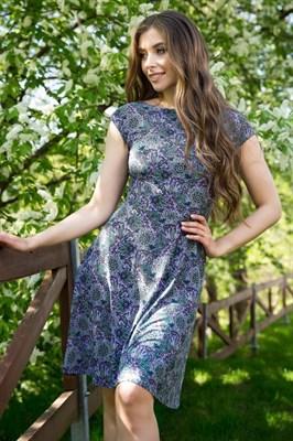 62-12 Платье - фото 7847