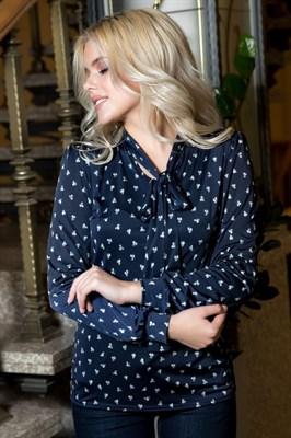 54-01 Блуза - фото 7862