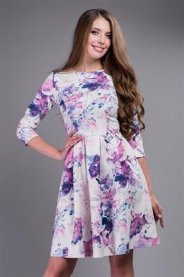 85-04 Платье - фото 7938