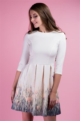 85-14 Платье - фото 8036