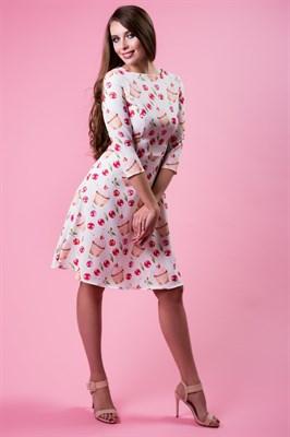 85-19 Платье - фото 8074