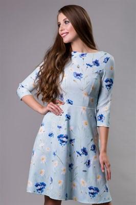 85-22 Платье - фото 8099