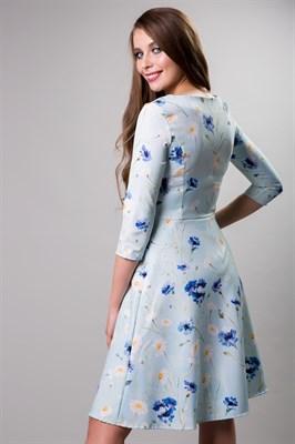 85-22 Платье - фото 8102