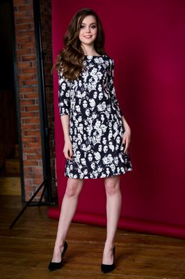 55-01 Платье - фото 8224