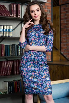 55-09 Платье