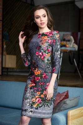45-16 Платье - фото 8245