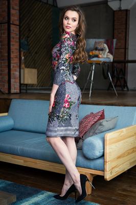 45-16 Платье - фото 8247