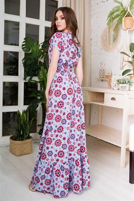 82-01 Платье - фото 8480