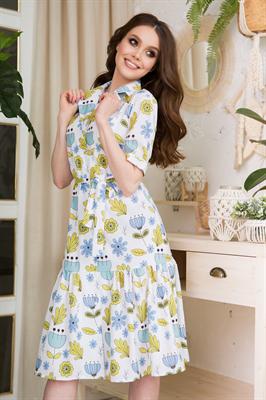 83-05 Платье - фото 8514