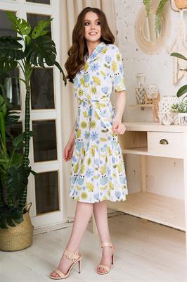83-05 Платье - фото 8515