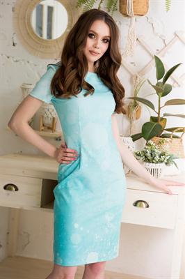 83-03 Платье - фото 8531