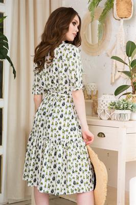 82-12 Платье - фото 8546