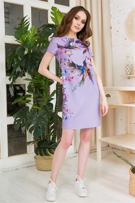 83-06 Платье - фото 8582