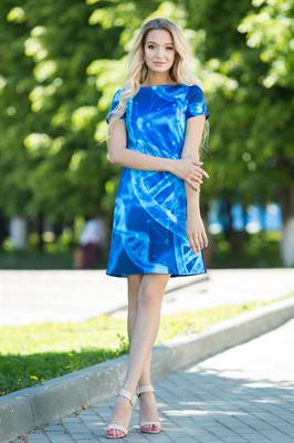 84-03 Платье - фото 8645
