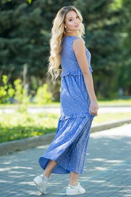 86-02 Платье - фото 8704