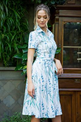 87-01 Платье