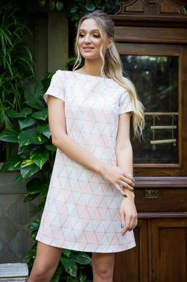 87-10 Платье