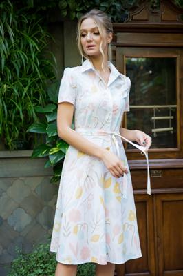 87-12 Платье - фото 8910